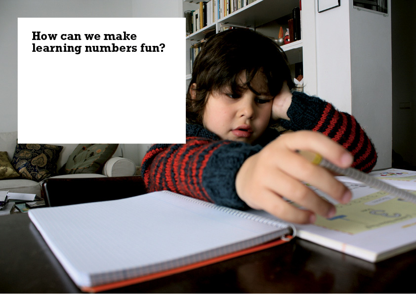 Can we make learning numbers fun?