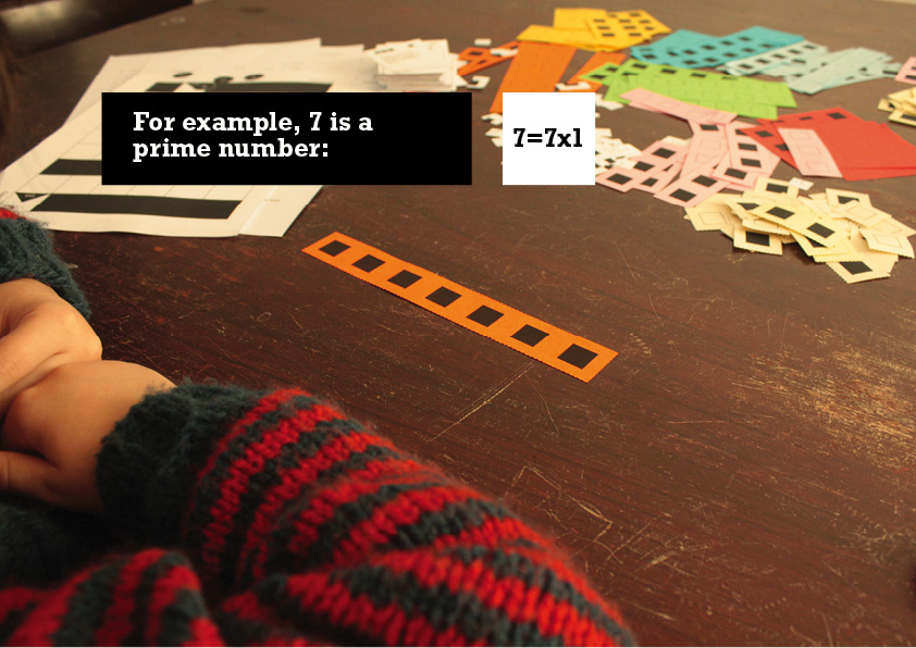 For example, 7 is a prime number