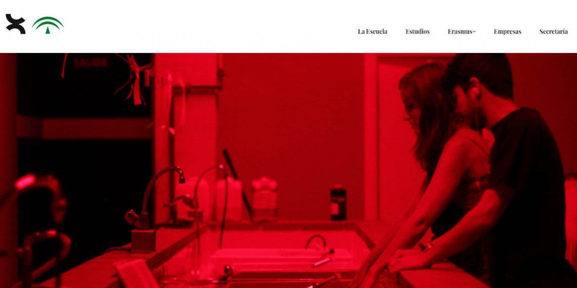 Seville School of Design Web Site